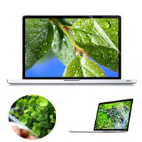 Wholesale Laptop Lcd Film - Wholesale-New Arrival 15.6 Inch 16:9 LCD Screen Protector Guard Film Cover Skin For Laptop PC Notebook Anti-Fingerprint
