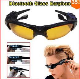 $enCountryForm.capitalKeyWord Canada - Wholesale-New Sunglasses Sun Glasses Bluetooth Music sunglasses For all Smart Phone PC Tablet Free shipping