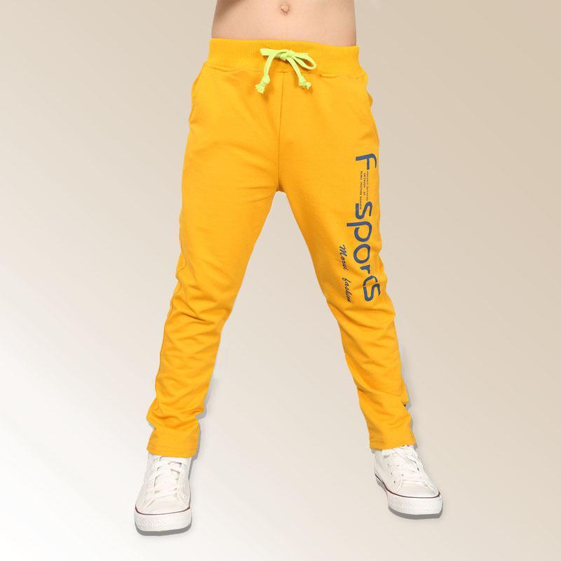 3221dc36186 ... De Impresión De Punto De Algodón Pantalones Chicos Lápiz 2015 Pantalones  De Escuela De Ocio Largo Niños Pantalones Para Adolescentes 4 5 7 8 10 12  Años ...