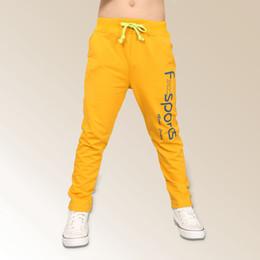 Wholesale Children Trousers - Wholesale-good quality knit print cotton Boys pants pencil 2015 long leisure school pants children Trousers for teen 4 5 7 8 10 12 years