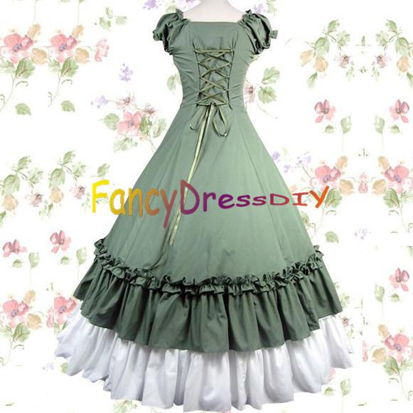 Wholesale 2015 Ball Gowns Adult Southern Belle Costume Victorian Dress  Halloween Costumes For Women Lolita Dress Plus Size Custom V055 Group  Halloween ...