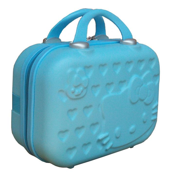 Wholesale 14 Inch Hellokitty Cosmetics Cases,Vanity Case,Hard ...