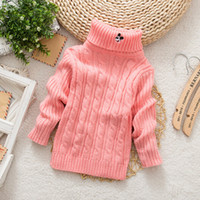 Wholesale Infant Cardigan Sweaters - Wholesale-winter autumn infant children boy girl child character sweaters baby Cartoon sweater outerwear pullovers Hot boys clothes