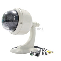 Camera Commercio all'ingrosso-Outdoor IP66 impermeabile messa a fuoco automatica di visione notturna 720P H.264 Video IP compressione Wifi HD P2P della cupola del CCTV casa Secuirty