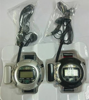 Wholesale Digital Watches Walkie Talkie - Wholesale-Children Aducational Watch Walkie Talkie One-to-many Digital Watch Kit's Best Gift 2pcs set 100set lot DHL free shipping