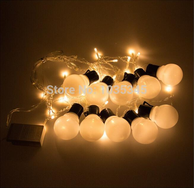 Novelty Outdoor Lights Part - 43: Cheap Wholesale Novelty Outdoor Lighting 48beads With10 Big Size 5cm Ball  String Led Starry Light Rope Patio Decor Fairy Icicle Lighting String Patio  String ...