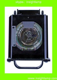 Wholesale Mitsubishi Lamp For Tv - Wholesale-New Bare DLP Lamp Bulb for Gemstar Mitsubishi Rear Projection TV WD-82737