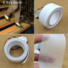 Wholesale Anti Slip Strips - Wholesale-Home Accessories 1Roll PVC Waterproof Anti Slip Tape Safe Grit Tape Single Sided Stair Anti-slip Strips Bathroom Antislip Tape