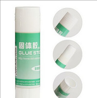 Wholesale Glue For Photos - Wholesale-DELI 7012 21g Solid Glue Stick Adhesive Rubber Office Supply School Supplies For Paper Photo Album Paper-cut Handicraft Making