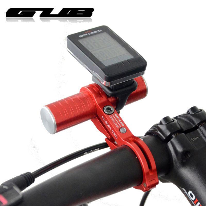 Mountain Bike Handlebar Extender Expander Mtb Bicycle Headlight