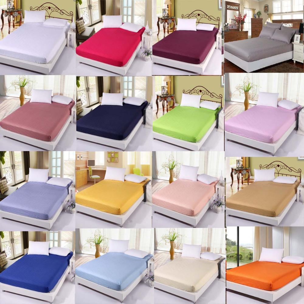 See larger image - 2017 Bed Sheet /Mattress Cover/Mattress Protector/Fitted Sheet