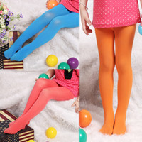 Wholesale Tights For 12 Years - Wholesale-Hot Sale!Lovely Children Autumn Spring Velvet Tights For Girls Kid Baby Pantyhose Underpants,Girls Dance Stockings For 2-12 Year