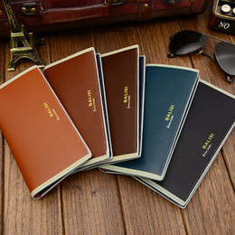 Wholesale Ship Pursed Brand Name - Wholesale-Free shipping ,2015 men's wallet, Brand name genuine Leather long Wallet for men , Gent Leather purses hot fashion