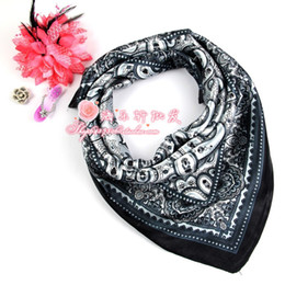 Wholesale Groom Scarf - Wholesale-Male small facecloth silk scarf in square scarf usage groom cravat shirt