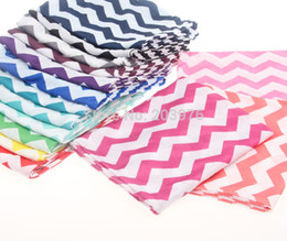Wholesale Knit Chevron Scarves Wholesale - Wholesale-Retail+Jersey knit Cotton children teens and women Chevron Infinity Scarf ring loop Scarf Great gift 16 colors option
