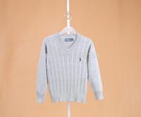 Wholesale Kids Designer Wholesale Clothes - Wholesale-2015 New Arrival children sweater designer boys girls sweater kids pullovers for 80-120cm children clothing child clothes