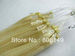 Aaaa hair extensions online aaaa hair extensions for sale wholesale 12 30 inches 100s 1g any color loop micro ring hair extensions aaaa grade 100 indian remy human top quality free pmusecretfo Images