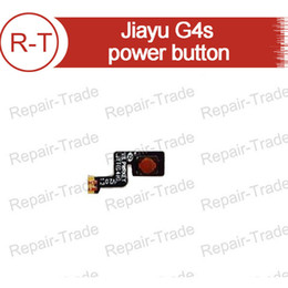 Wholesale Button Cell G4 - Wholesale-Jiayu G4s power on  off flex cable for JIAYU G4 G4T G4C G4S FPC Button cell phone Free shipping