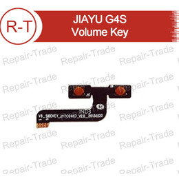 Wholesale Button Cell G4 - Wholesale-Jiayu G4S volume Key up down button flex FPC cable for JIAYU G4 G4T G4C G4S FPC Button cell phone Free shipping