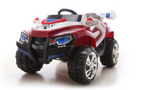 Wholesale Remote Control Kid Ride Car - Wholesale-electric kids child musical car remote control MP3 ride on car educatonal car NO3 baby Children ride on cars
