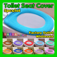 large toilet seat covers. Wholesale overcoat toilet case Hot  Free shipping SOFT and COMFORTABLE Toilet Seat Cover Random Send Colors Have large Stock for any time Large Covers Buy Cheap