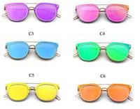 28ec916a17bef Atacado-mais novo de luxo do metal do vintage óculos de armação de óculos de