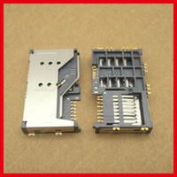 Wholesale Wholesale Lenovo A789 - Wholesale-5pcs lot Brand new 3 IN 1 Micro SIM Card Holder Sim Memory Card For Lenovo A60 P700 P700I A789 A65