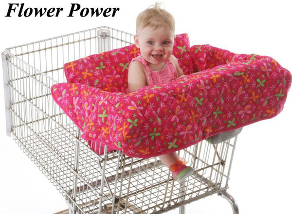 Baby kid toddler child infant boy girl children shopping cart cover,trolley cart cover,shopping trolley seat cover/cushion/pad/mat-2 Pattern