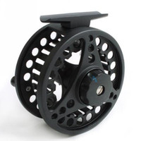 Wholesale Die Fly Fishing - Wholesale-ALC 85mm Wholesale Fishing Reels Made In China Aluminum Die-casting Fly Fishing Reel