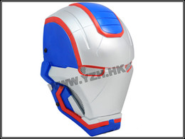 """Wholesale Emerson Airsoft - Wholesale-Cosplay airsoft Face mask EMERSON Tactical Wire Mesh """"Iron Man3"""" patriot"""" BD8874B"""