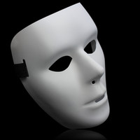 Оптово-Бесплатная доставка Brand New JabbaWockeeZ маска Halloween Party Mask Hip-Hop Street Dance Дух танца пропеллер