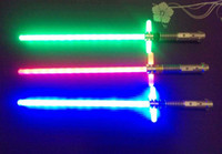 Gros-STAR WARS La Force Awakens Chevalier Jedi armes laser épée 65,5 3 couleurs