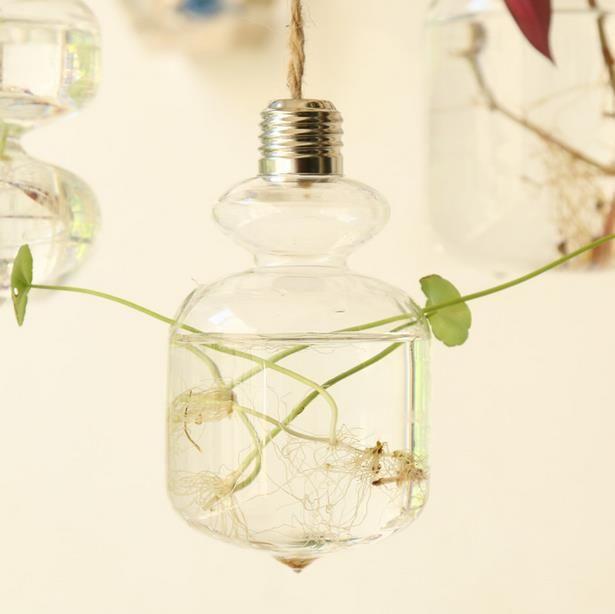 Wholesale Home Decor One Piece Only Creative Irregular Glass Bulbs