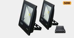 projecteur jaune Promotion Wholesale-10W 20W 30W 50W led projecteurs allumant des projecteurs extérieurs spot projecteur lampe de lumière de jardin réflecteur led foco extérieur projecteur