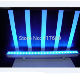 Wholesale Cheapest Led Strobe - Wholesale-Free shipping Cheapest !! 24x3W Outdoor RGB 3 in 1 LED washer wall IP65