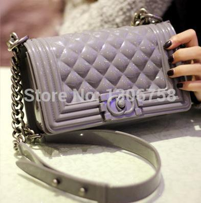 1ae366b84d2d Wholesale Nancy 2015 Le Boy Bag Clutch Women Jelly Candy Handbags Women  Candy Handbag Day Clutch Handbags On Sale Leather Bags From Smart78,  $55.01| DHgate.