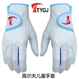 Wholesale-TTYGJ child children golf gloves TY1523 Free shipping Hot  in China cheap wholesale child gloves от Поставщики оптовые детские перчатки