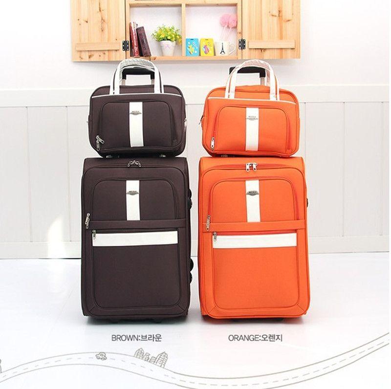Wholesale-Nicole Arbenni Fashion Female Travel Bag Trolley Luggage Women s  Luggage Oxford Fabric Lash Box Suitcase Bag Outdoor Luggage Travel Bag Bag  Charm ... 06f8f1ea11dfb