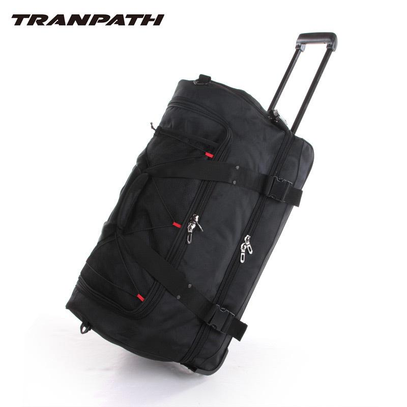 150828f5205b Wholesale-Tranpath High Quality Large Capacity Trolley Luggage ...