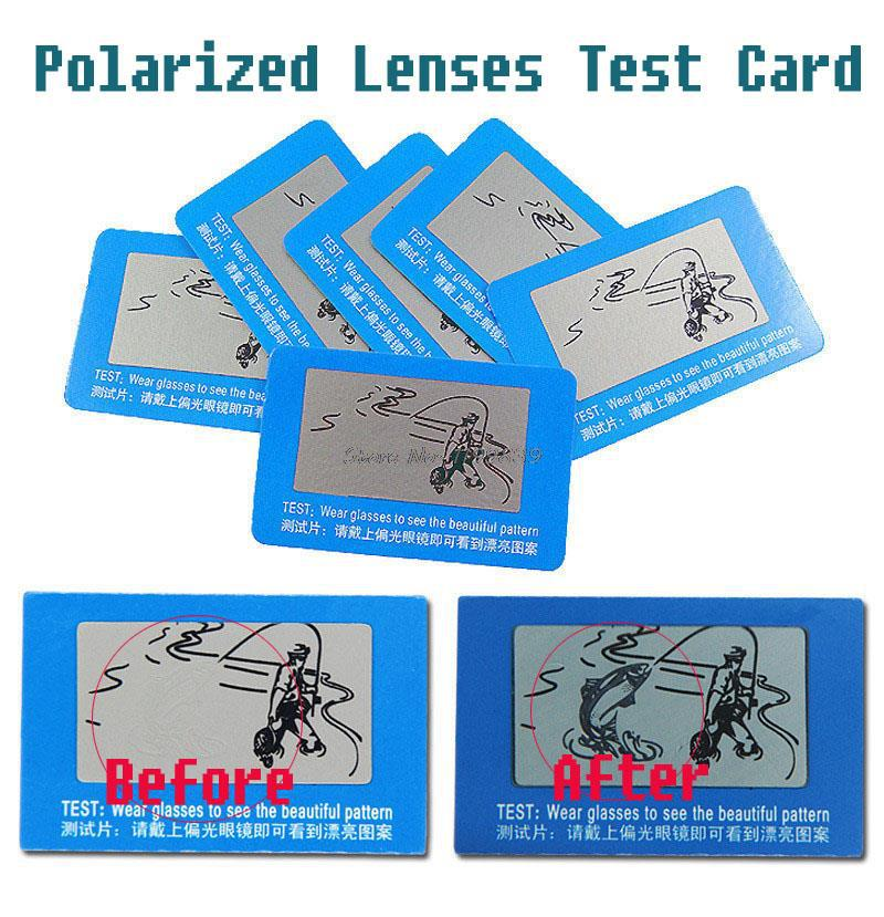Compre Cartão De Teste De Lentes Polarizadas Por Atacado Para Lojas De  Óculos, Papel Polarizado De Teste De Polarização Para Polaróide Polaroid  Lentes ... 119f139cf3