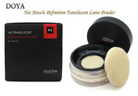 Wholesale Translucent Netting - Wholesale-DUOYA HD Net Muscle Definition Translucent Loose Powder Mineral Loose Face Powder Ultra-Light Long-lasting Natural Matte Finish