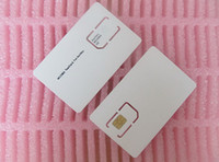 Wholesale Test Sim Card 3g - Wholesale-New WCDMA for anritsu 3g test card (3g test sim card) for Anristu