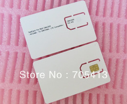 Wholesale Test Sim Card 3g - Wholesale-R&S CMU200 test card WCDMA   TD-SWCDMA   LTE Compatible cmu200 3G 4G SIM CARD