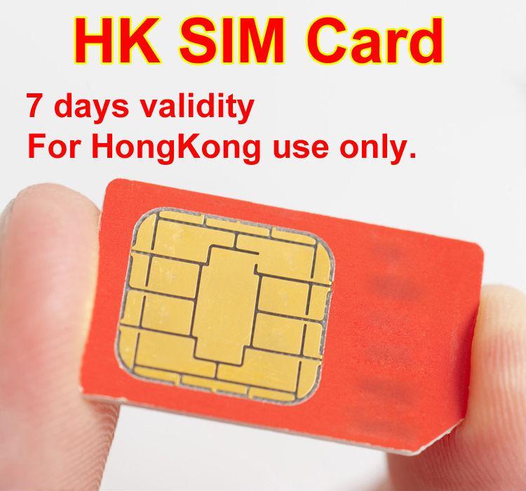 Sim Karte Internet.Grosshandels 3g Hong Kong Sim Karte Internet Surfende Standardkarte Fur Hk Reise Und Hk Geschaftsreise Mit Gultigkeit 7 Tage