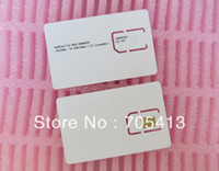 Wholesale Test Sim Card 3g - Wholesale-R&S CMW500 test card WCDMA   TD-SWCDMA   LTE Compatible cmw500 3G 4G SIM CARD