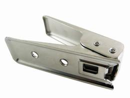 Gros-Les Sims Normal Micro SIM à Nano carte SIM coupeurs de coupe pour iphone iPhone 5 5S 5C carte adaptateur Eject Pin cortador de puce ? partir de fabricateur
