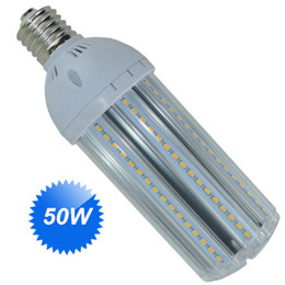 smd iron UK - Wholesale-E27 50W LED Street Light Bulb LED Lamps SMD 5730 360 degree lighting bulb LED Corn Light