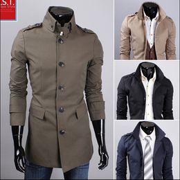Discount Men Pea Coats Assassin Creed | 2017 Men Pea Coats ...