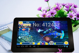 Wholesale Tablet 2gb Ram 32gb Android - Wholesale-free shipping Lenovo Tablet 9 inch Quad Core Android Tablet PC GPS wifi 3G Phone Call phablet 1024*600 2GB RAM 32GB ROM FM 7 8 9