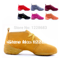 Wholesale Dance Shoes Jazz Sansha - Wholesale-Free Shipping New Arrival Fashion Leather Suede Sansha Jazz Shoes Sansha Dance Shoes Dance Sneaker Sansha